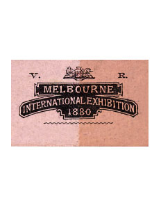 World Expo 1880 Melbourne