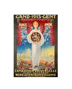 Expo 1913 Gand