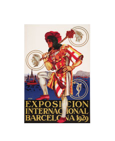 World Expo 1929 Barcelona