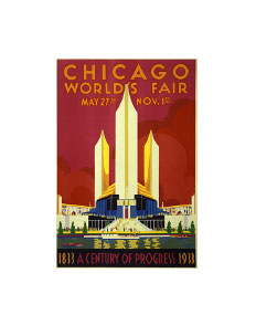 Expo 1933 Chicago