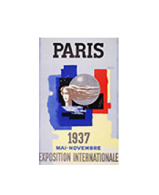 Expo 1937 Paris