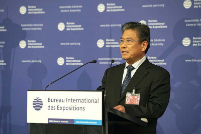 The Vice Chairman of the China Council for the Promotion of International Trade (CCPIT), Zhang Shenfeng