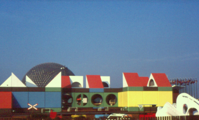 Vienna Kindergarten at Expo 1967 Montreal