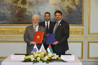 BIE signs Expo 2020 Dubai See Agreement with UAE Government