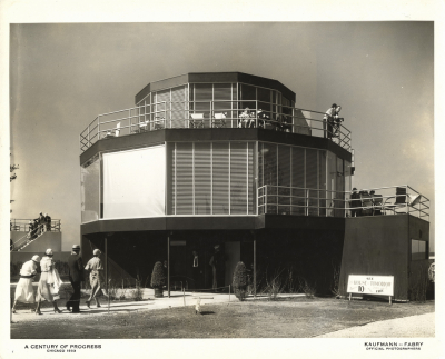 House of Tomorrow, Expo 1933 Chicago