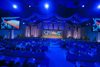 The symposium of Dubai
