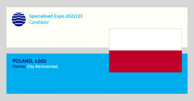 Poland, candidate for Specialised Expo 2022/23