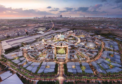 Expo 2020 Dubai's legacy plan, District 2020