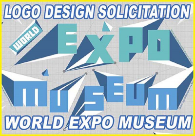 World Expo Museum, Competition for Logo design