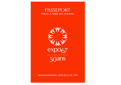 Expo 67 - 50 year passport