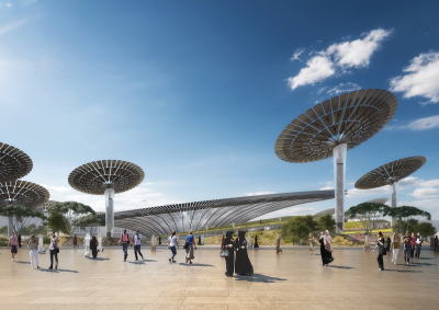 Sustainability Pavilion at Expo 2020 Dubai
