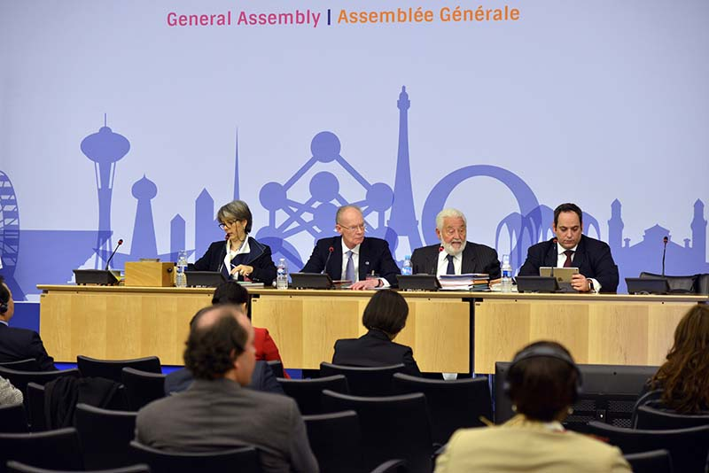 Delegates meet for 160th General Assembly