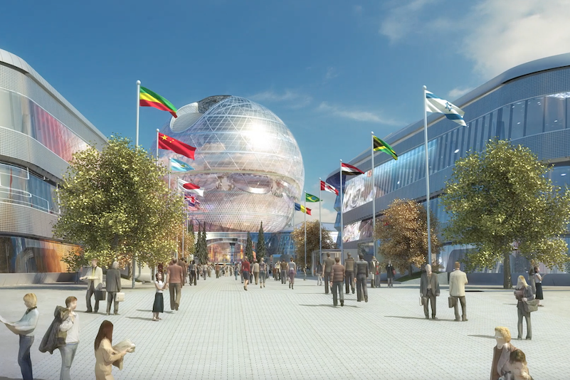 Astana eagerly awaiting Expo 2017