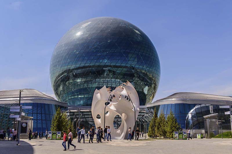 A strong debut for Expo 2017 Astana
