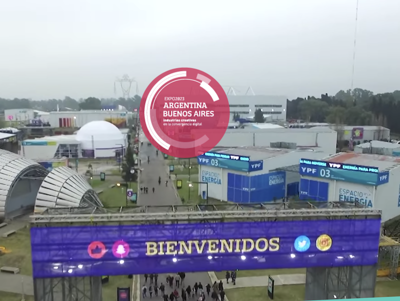 Laying the foundations for Expo 2023 Buenos Aires