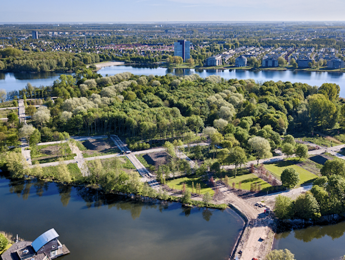 Almere to build a Green City for Floriade Expo 2022
