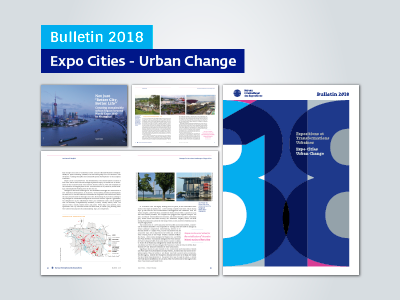 Expo Cities, Urban Change: BIE publishes 2018 edition of Bulletin