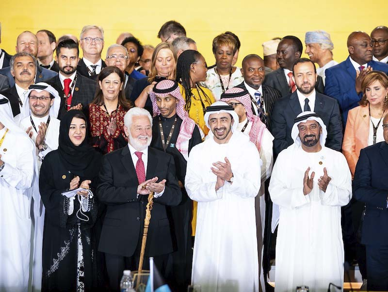 International Participants gather in Dubai to make progress on Expo 2020