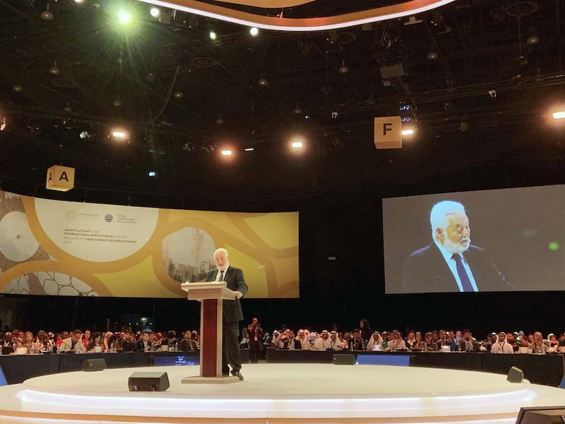 Moving ahead as a team: 192 nations meet ahead of Expo 2020 Dubai