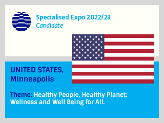 Expo 2022/23: Minneapolis welcomes BIE Enquiry Mission