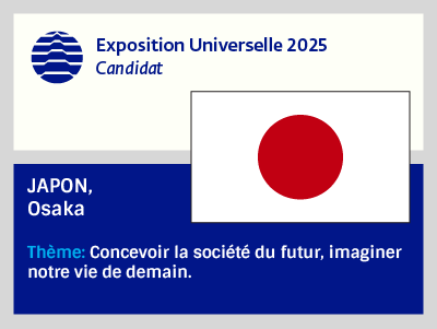 Exposition Universelle 2025 : La Mission d'Enquête du BIE arrive au Japon