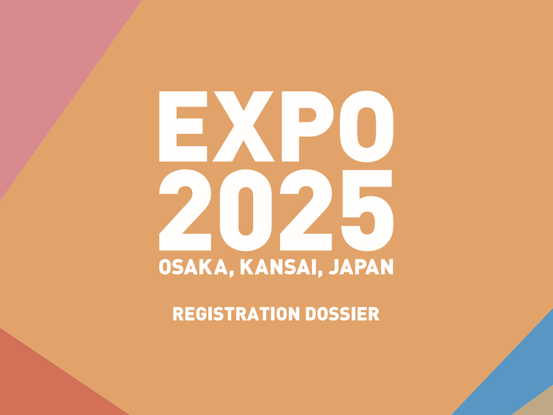 Japan submits Expo 2025 Registration Dossier to BIE
