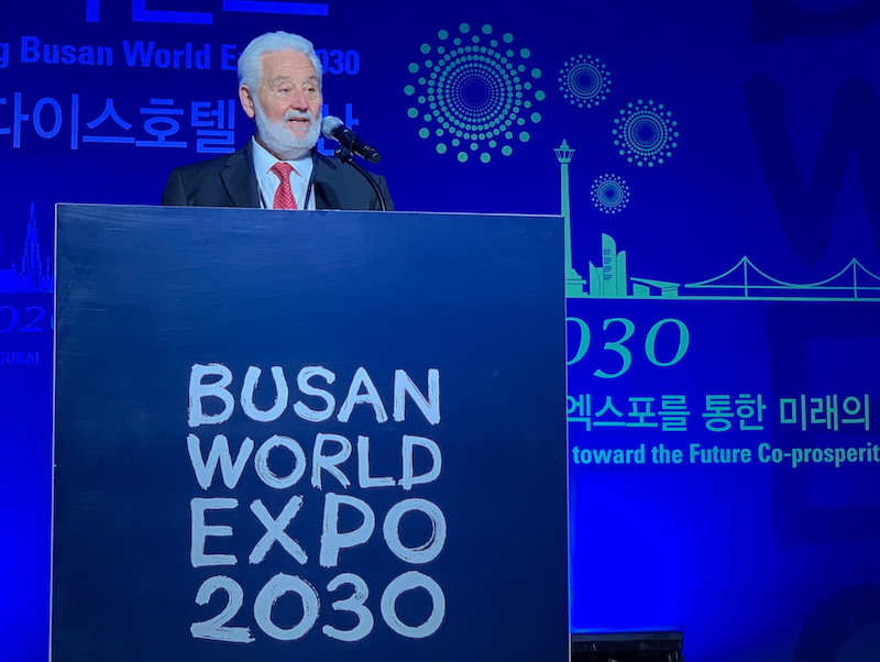 Busan World Expo 2030 Project at the heart of a 5th International Conference