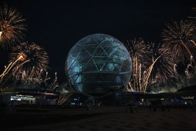 Astana welcomes the world to Expo 2017