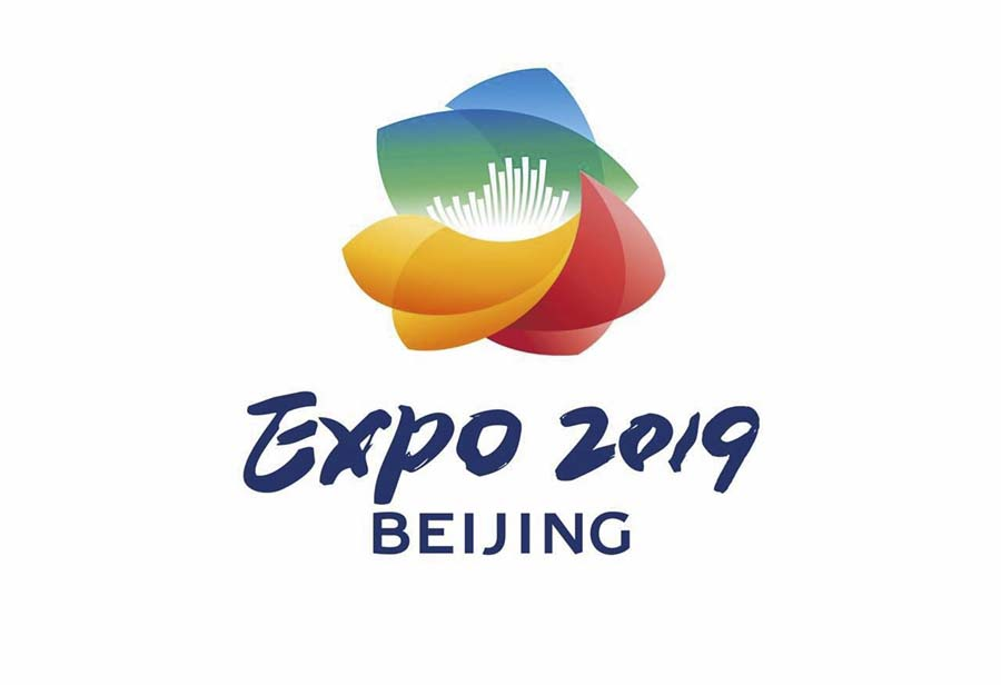 Horticultural Expo 2019 Beijing unveils logo and mascots