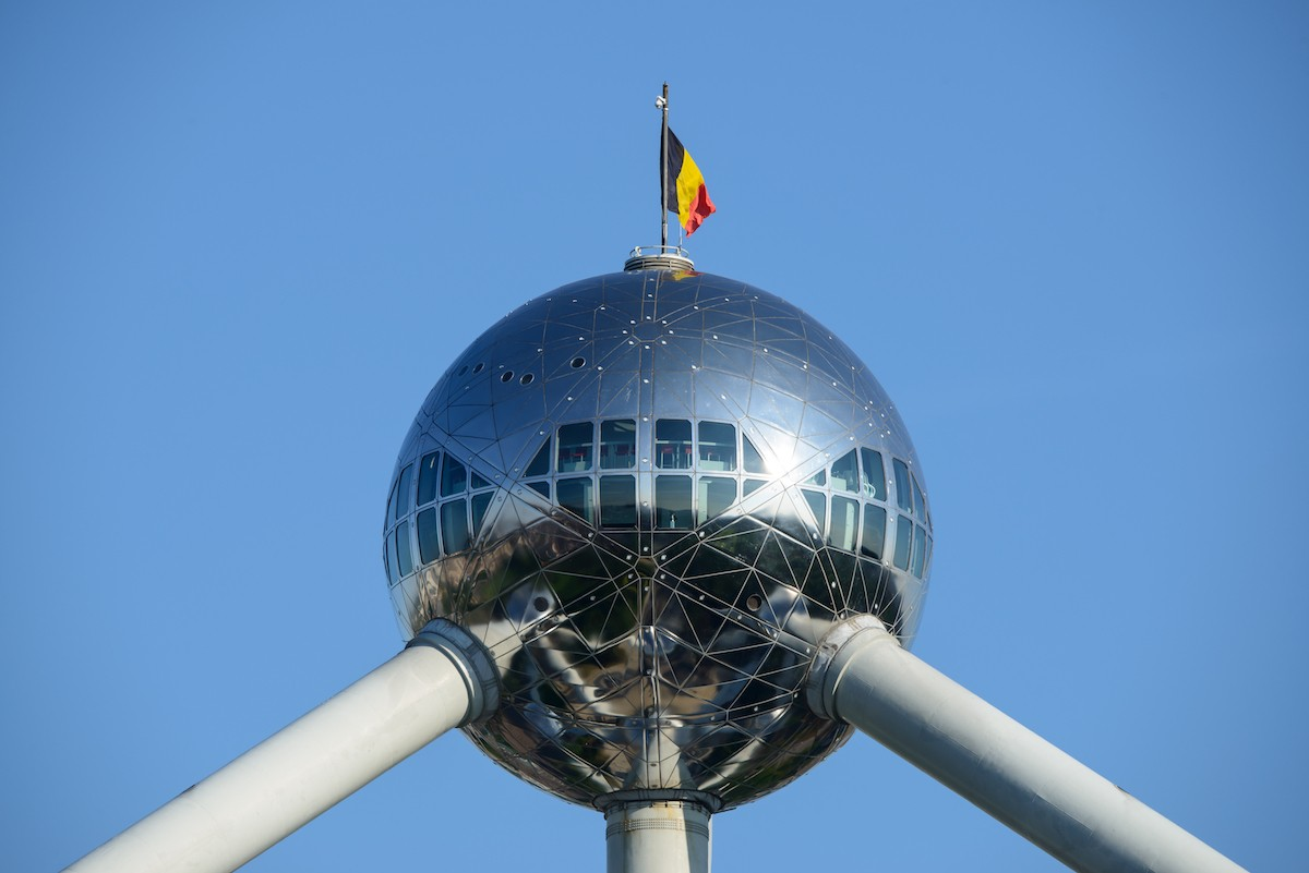 © Atomium. Photo: Christophe Licoppe