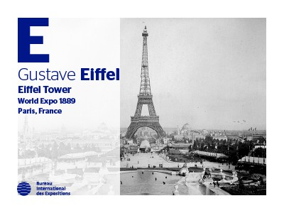 A to Z of Expo Architects: Gustave Eiffel