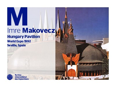 A to Z of Expo Architects: Imre Makovecz