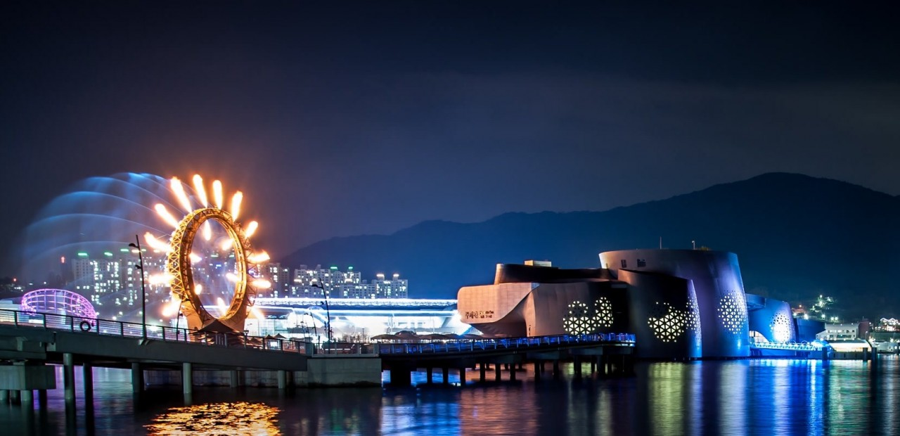 Expo 2012 Yeosu: Focusing global attention on the oceans and the coasts