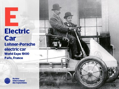 A to Z of Innovations at Expos: Electric Car