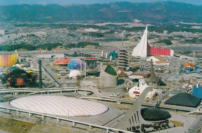Expo 1970 Osaka: the story of Japan's first World Expo