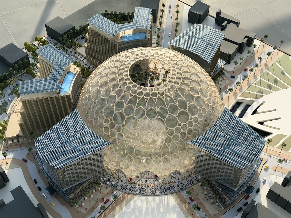 Al Wasl Plaza: the heart and soul of Expo 2020 Dubai