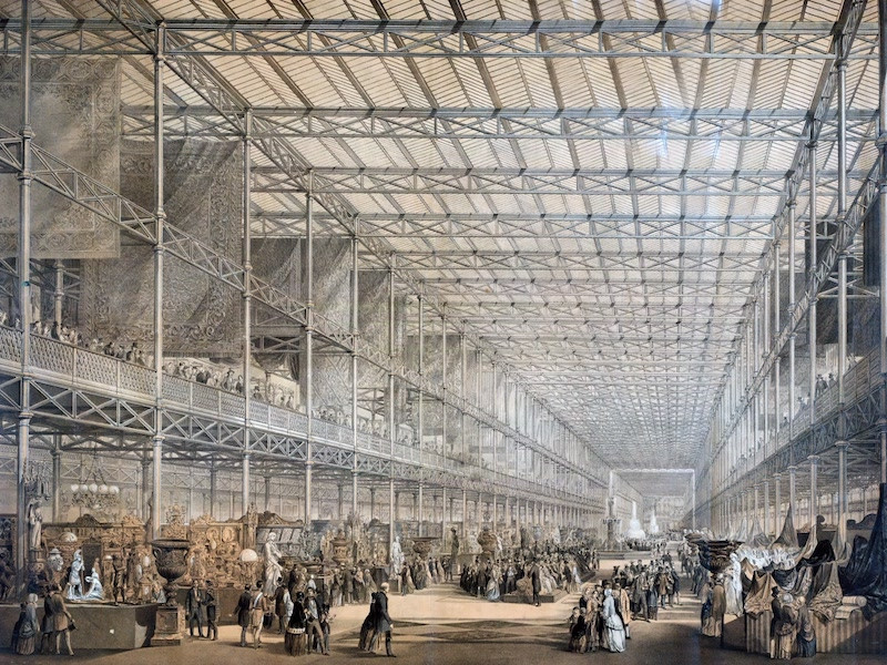 5 things you might not know about Expo 1851 London