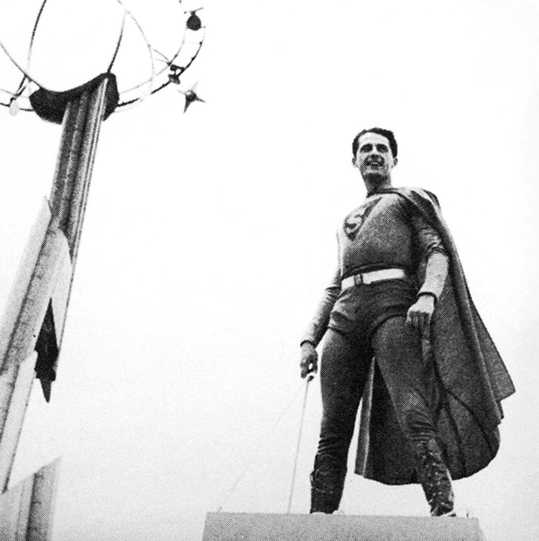 Superman Day: when a comic superhero came to life