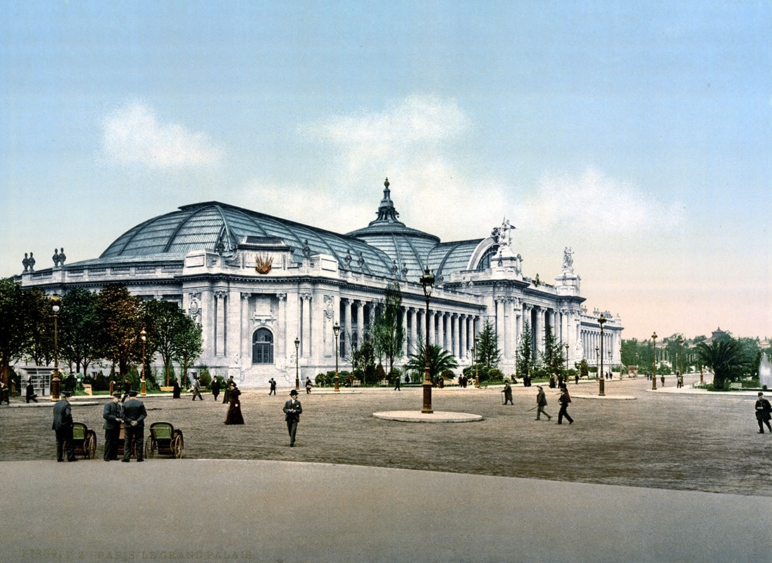 Four-year renovation project to brighten up Le Grand Palais