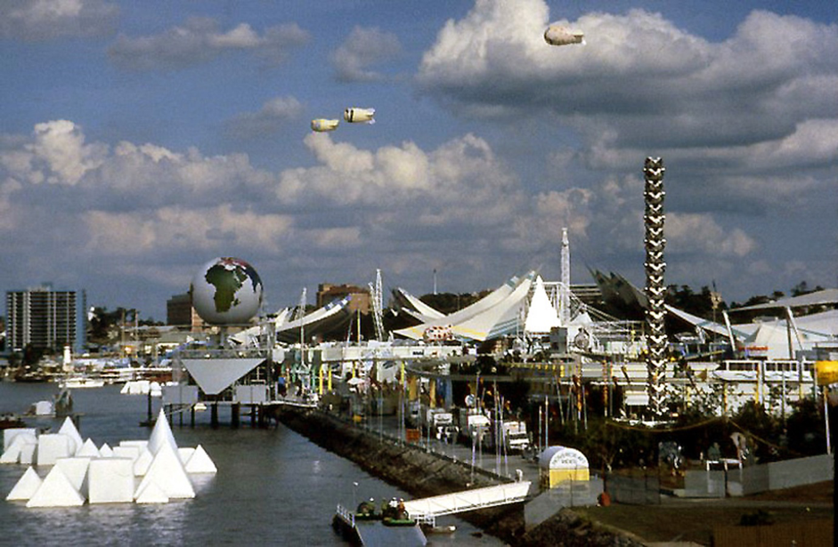 The Legacy of Expo '88 - and Marching Towards the 30th Anniversary
