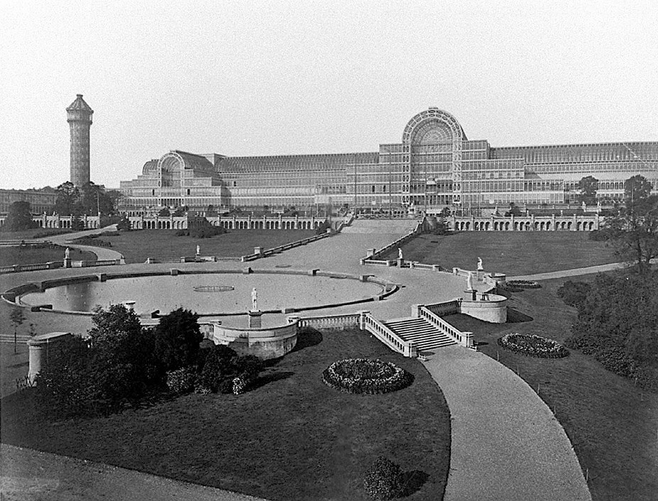 30 November 1936: the destruction of the Crystal Palace