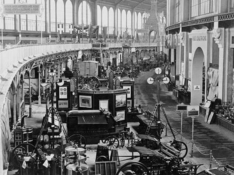 Expo 1867 Paris: Engineering the future beyond steam