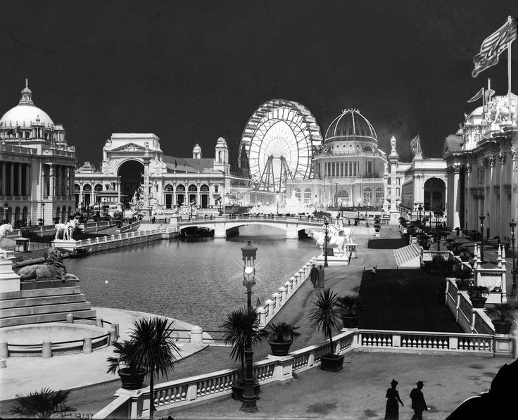 Illuminating the White City: Tesla vs. Edison at Expo 1893 Chicago