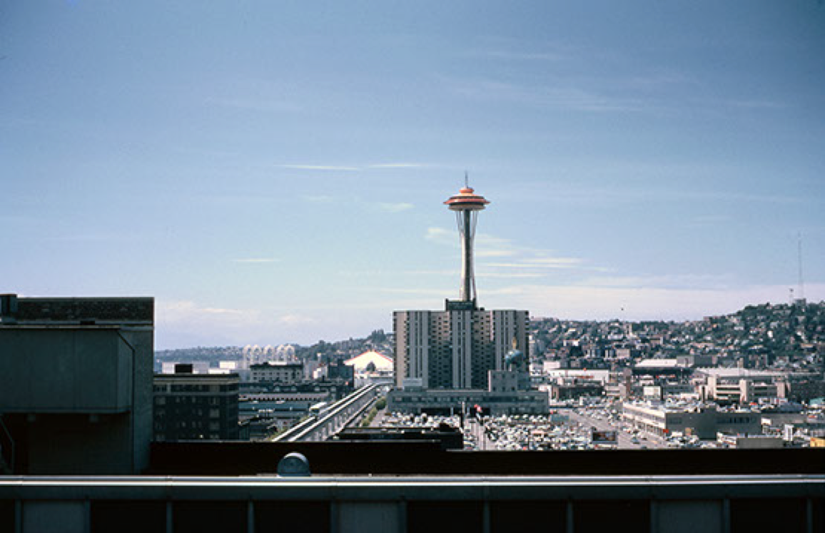 "A childhood memory of Expo 1962 Seattle, the ""jewel box fair"""