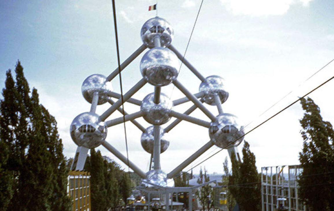 Atomium: The Beginning of the Nuclear era