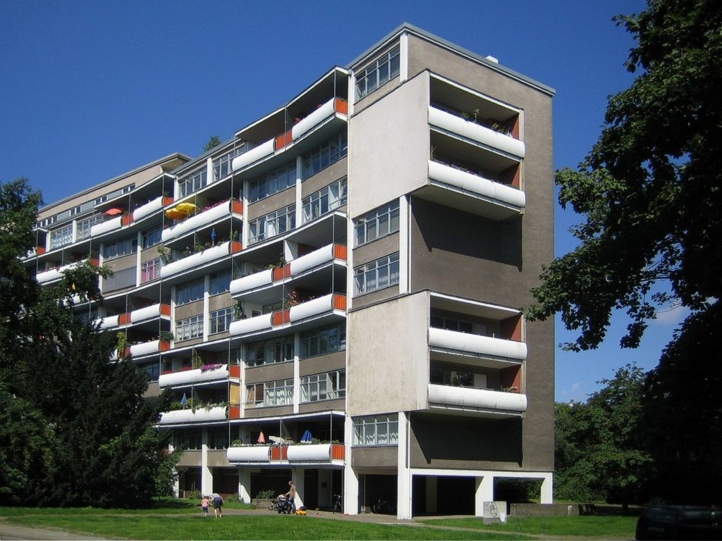 Interbau, 60 years later: Hansaviertel as the City of Tomorrow