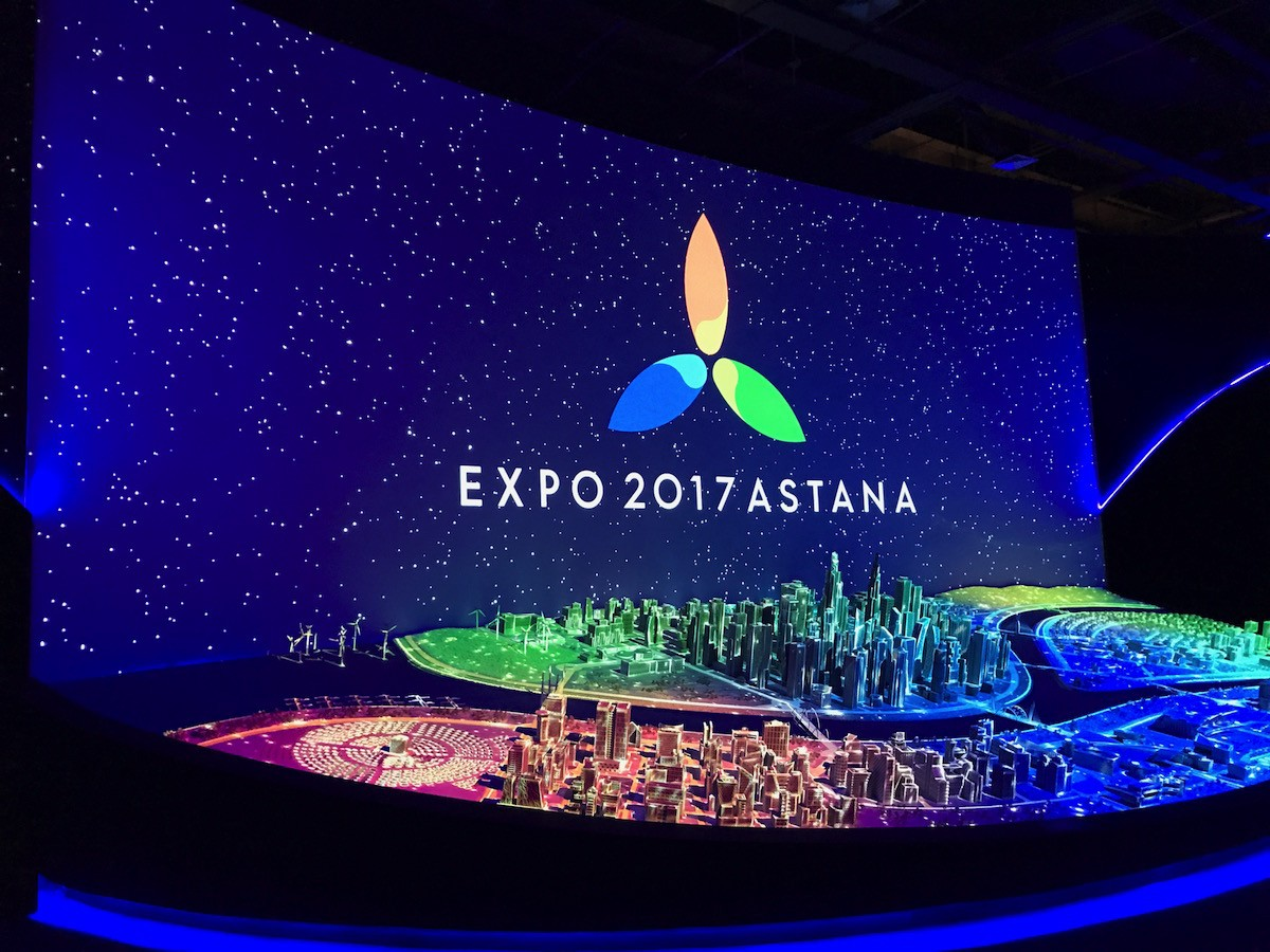 A week at Expo 2017 #5: An immersion into Future Energy