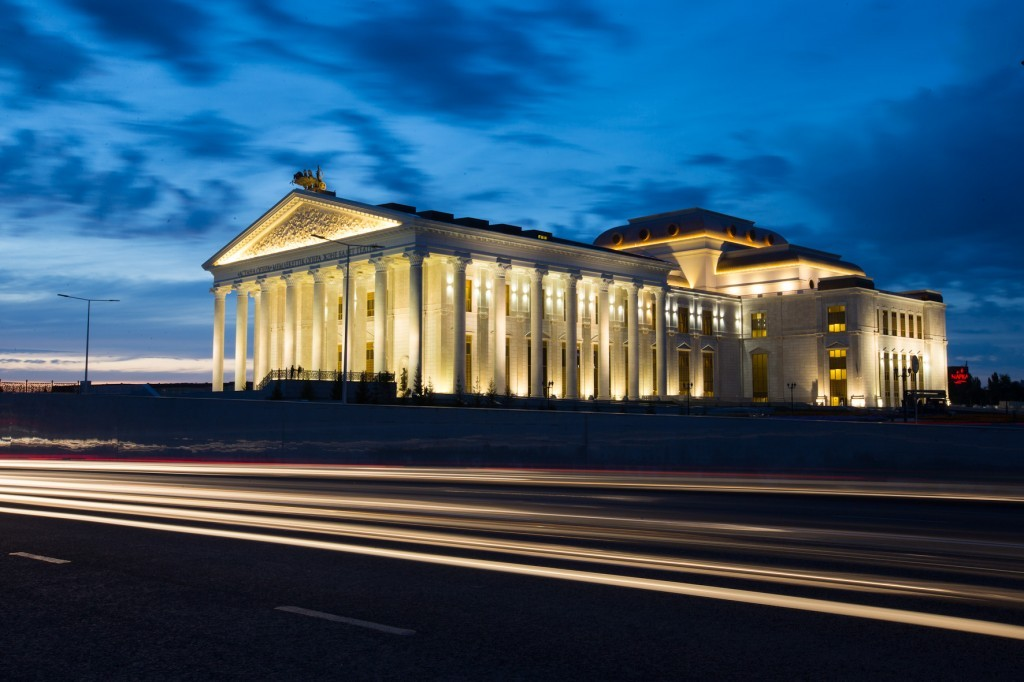 "Astana Welcomes Placido Domingo's ""Operalia"""