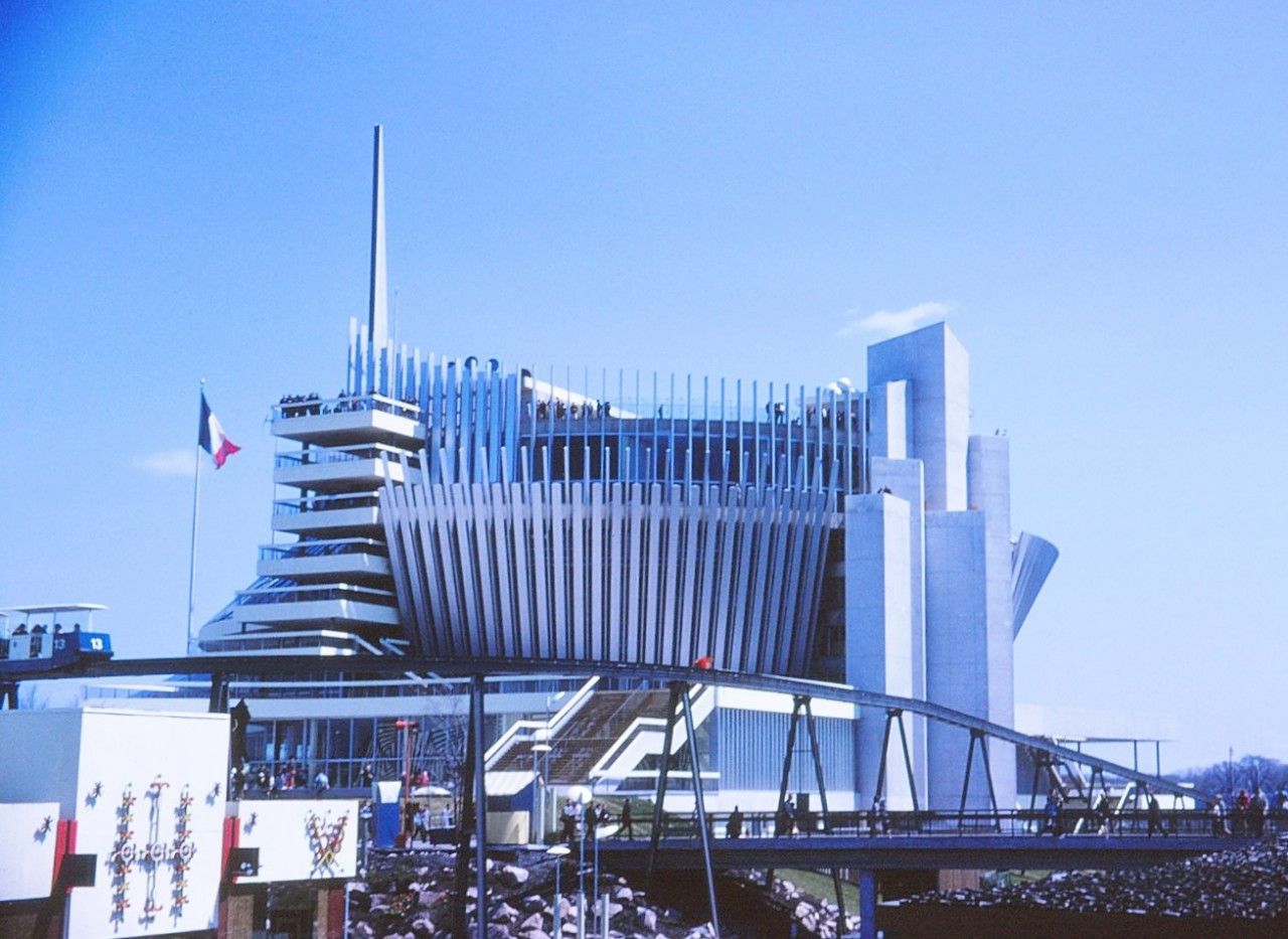 50 years later: the French national day at Expo '67