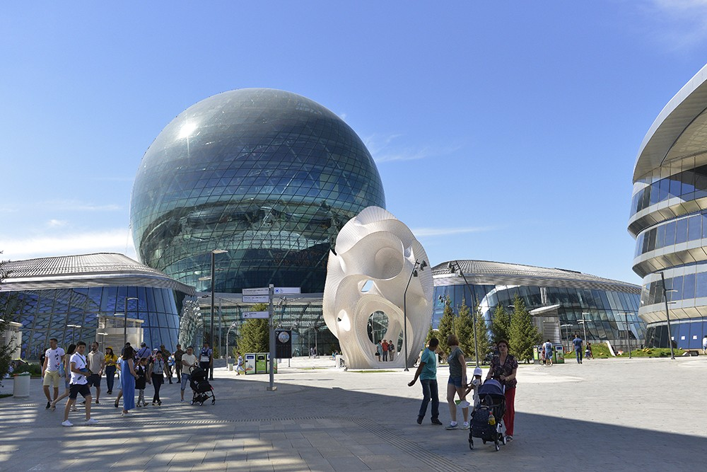 Five Things I Liked About Astana's Expo 2017